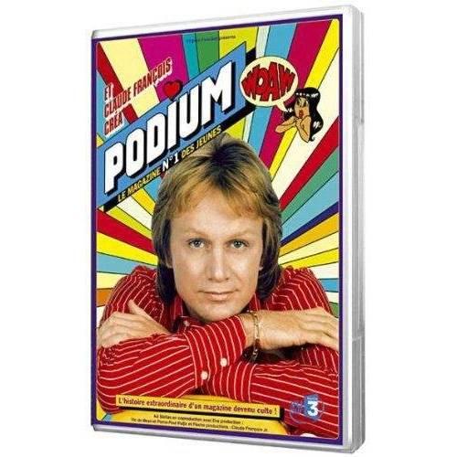 DVD - Et Claude François créa Podium !