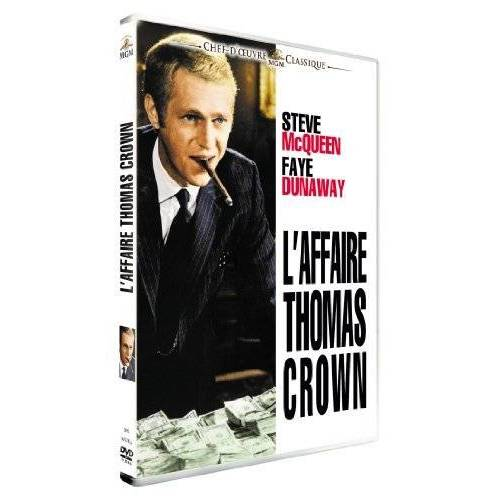 DVD - L'affaire Thomas Crown