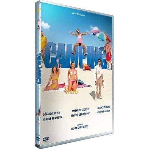 Dvd - CAMPING
