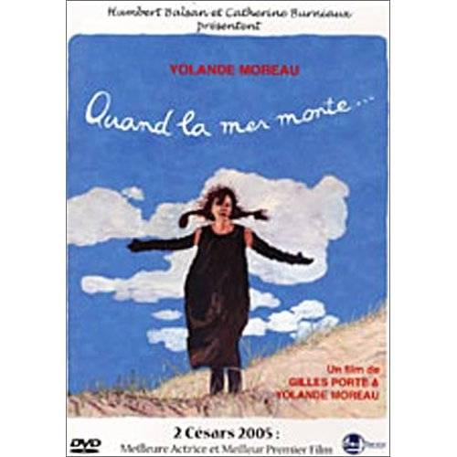 DVD - QUAND LA MER MONTE