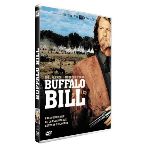 DVD - Buffalo Bill