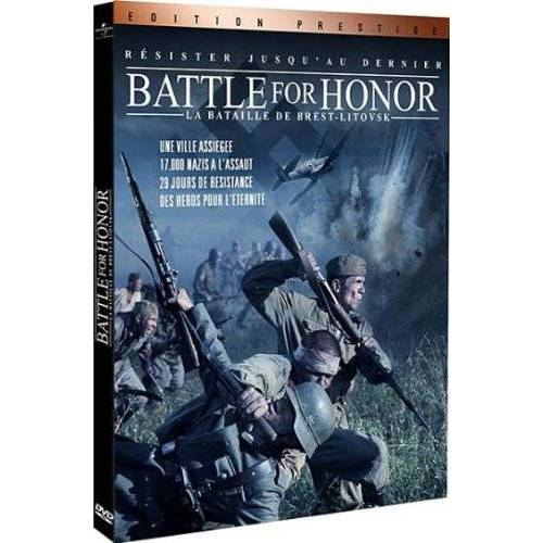 DVD - Battle for Honor: The Battle of Brest-Litovsk - Deluxe Edition