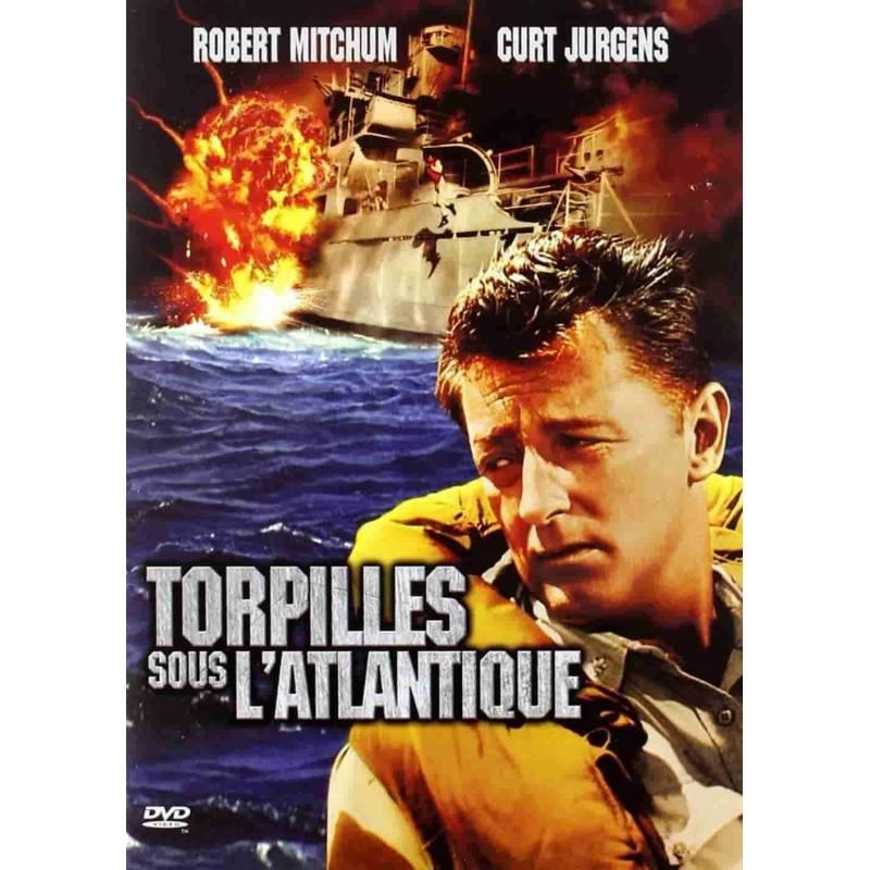 DVD - Torpilles sous l'Atlantique