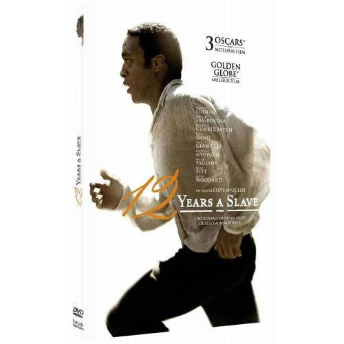 DVD - 12 years a slave
