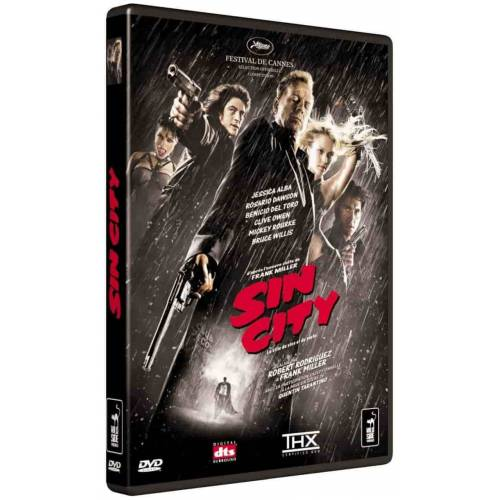 DVD - SIN CITY