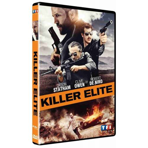 DVD - KILLER ELITE