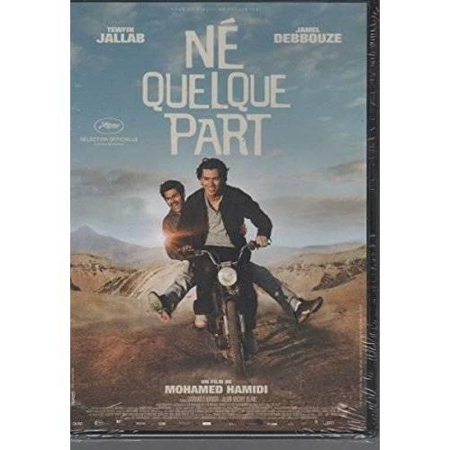 DVD - NÉ QUELQUE PART