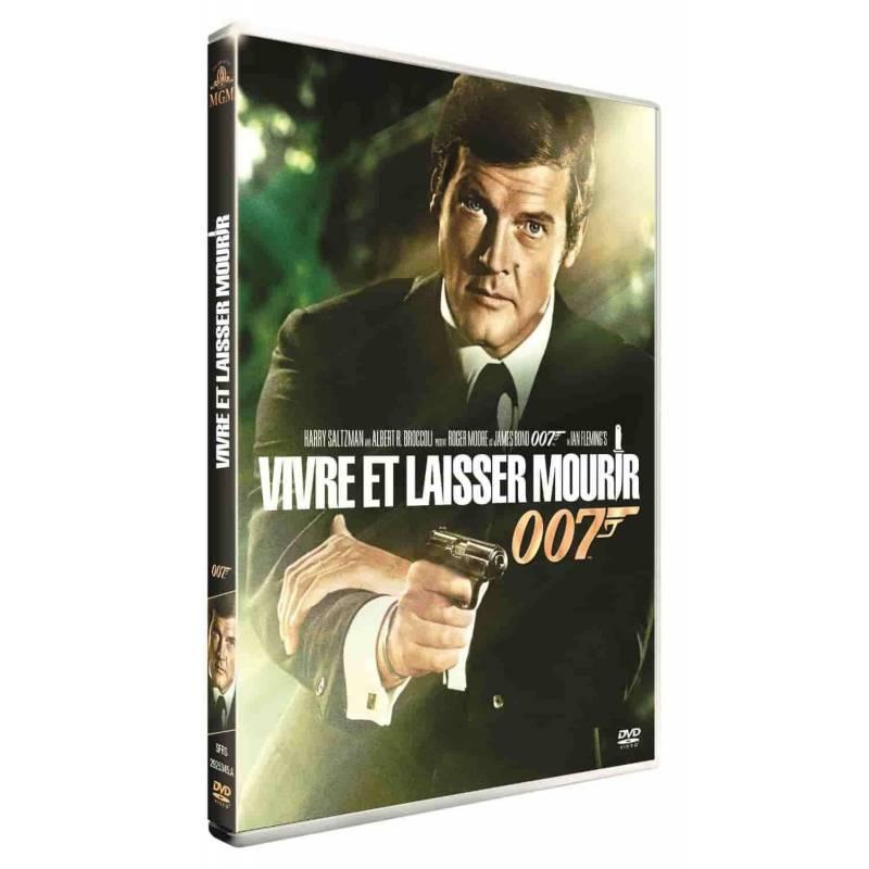 DVD - Vivre et laisser mourir
