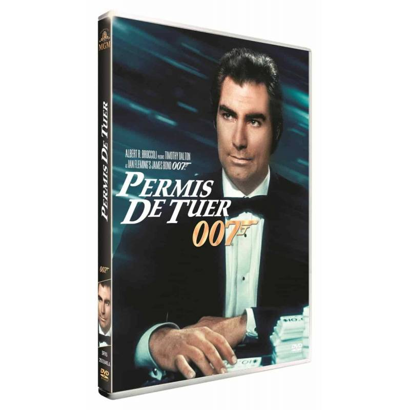 DVD - Permis de tuer
