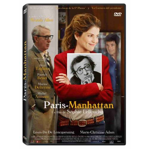 DVD - PARIS-MANHATTAN