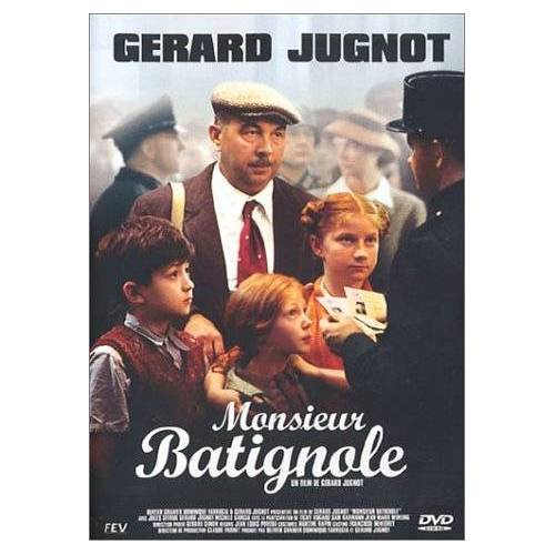 DVD - Monsieur Batignole - Edition 2004