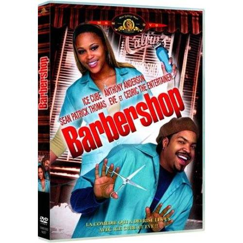 DVD - Barbershop
