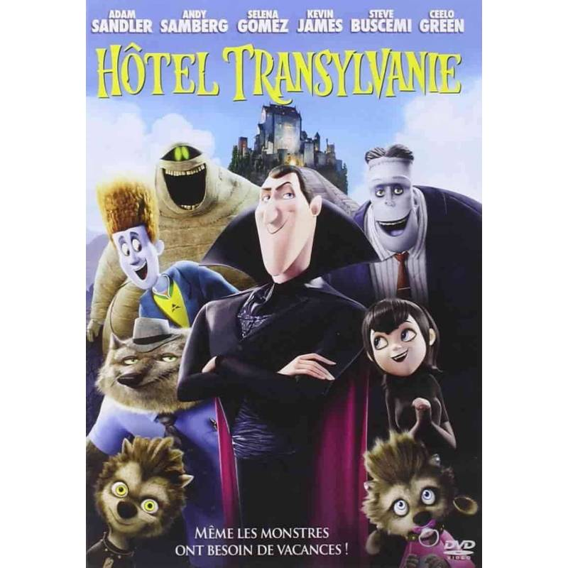 DVD - Hotel Transylvanie