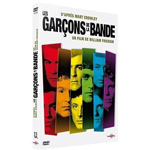 DVD - Les garçons de la bande