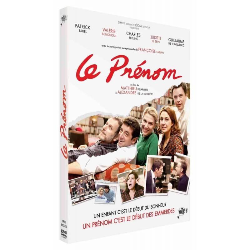 DVD - Le prénom