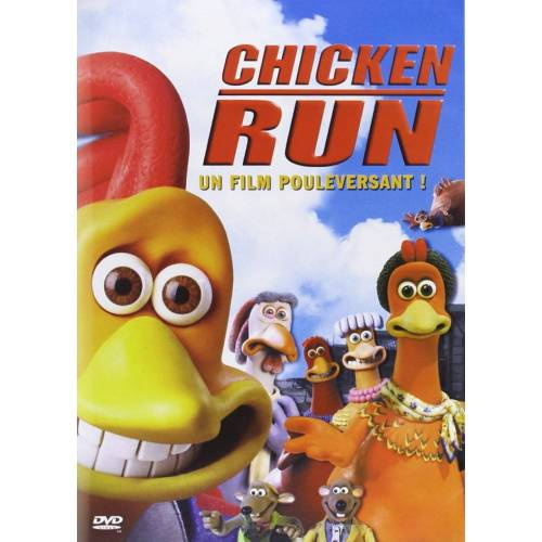 DVD - Chicken Run