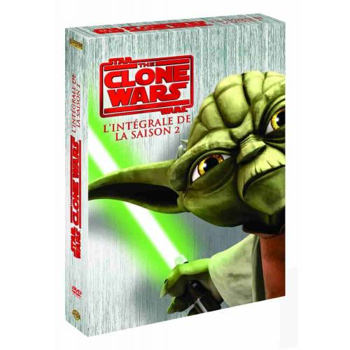 DVD - Star Wars - The clone wars