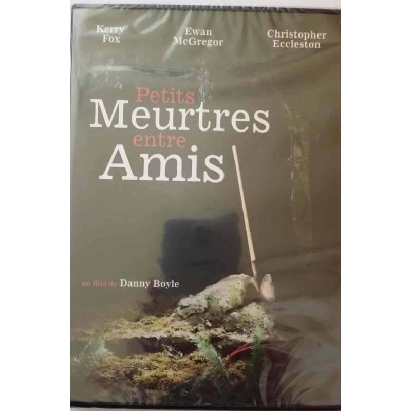 DVD - PETITS MEURTRES ENTRE AMIS
