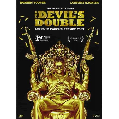 DVD - The devil's double
