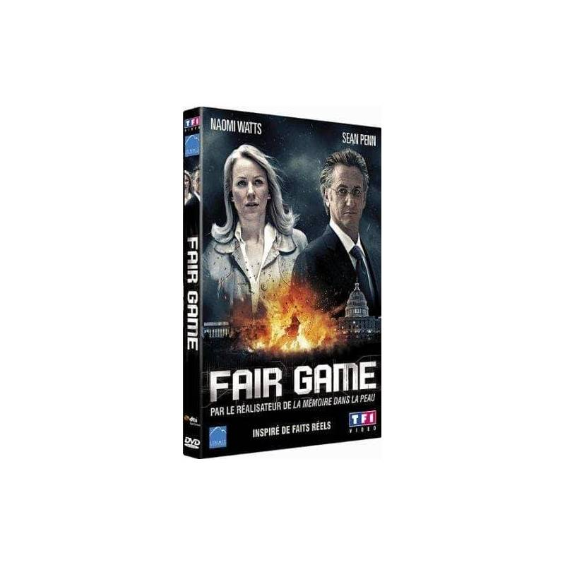 DVD - FAIR GAME