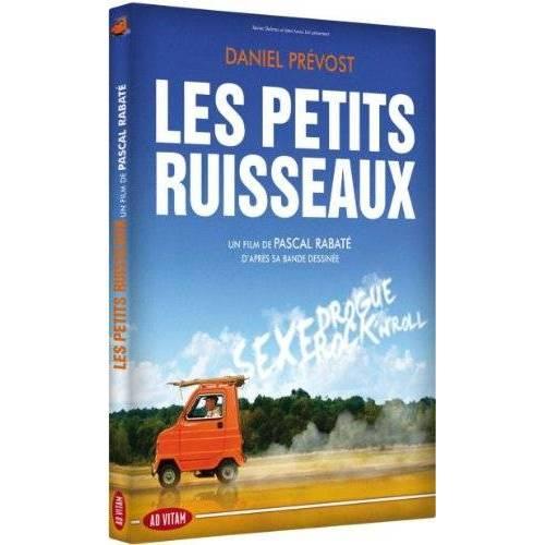 DVD - LES PETITS RUISSEAUX