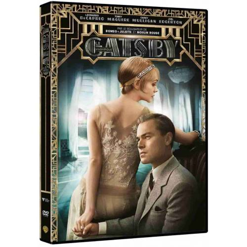 DVD - The Great Gatsby (2013)