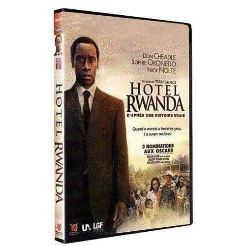 DVD - HOTEL RWANDA