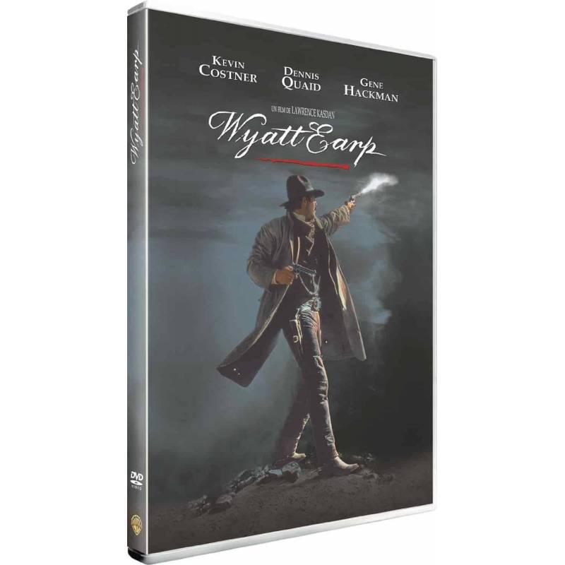 DVD - Wyatt earp