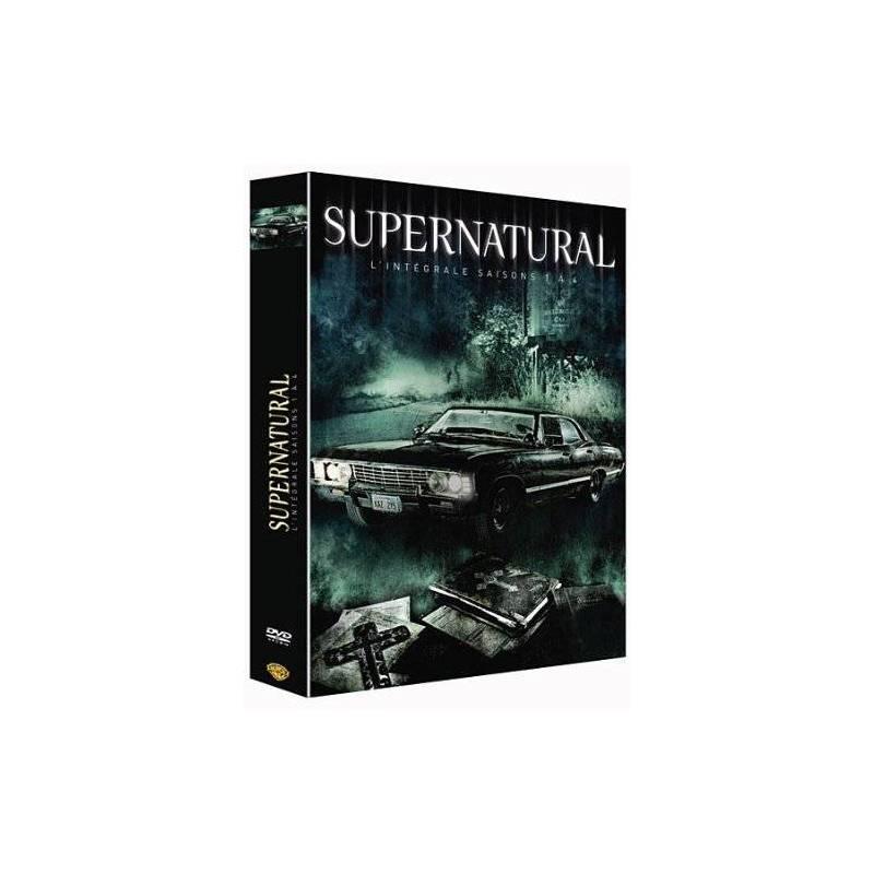 DVD - Supernatural - L'intégrale saisons 1 à 4