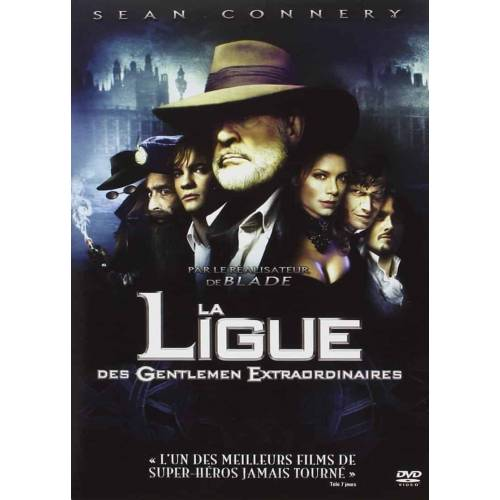 DVD - La Ligue des Gentlemen Extraordinaires