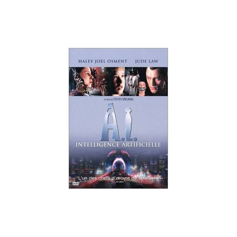 DVD - A.I. Intelligence artificielle