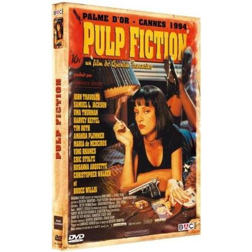 DVD - PULP FICTION