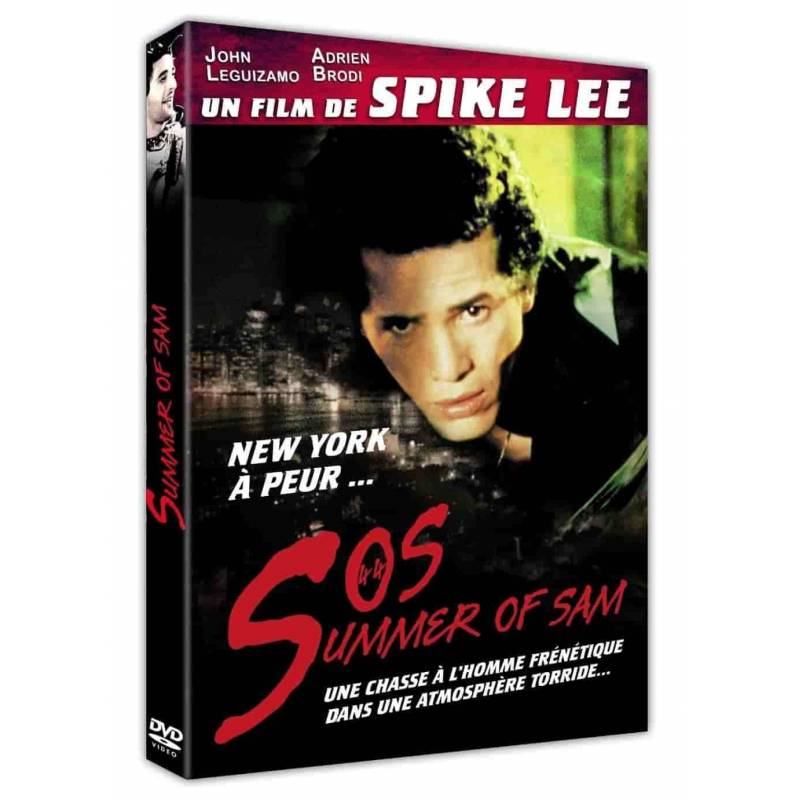 DVD - Summer of Sam