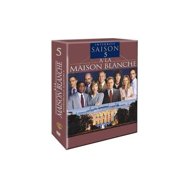 DVD - A la Maison Blanche : Saison 5 / 6 DVD