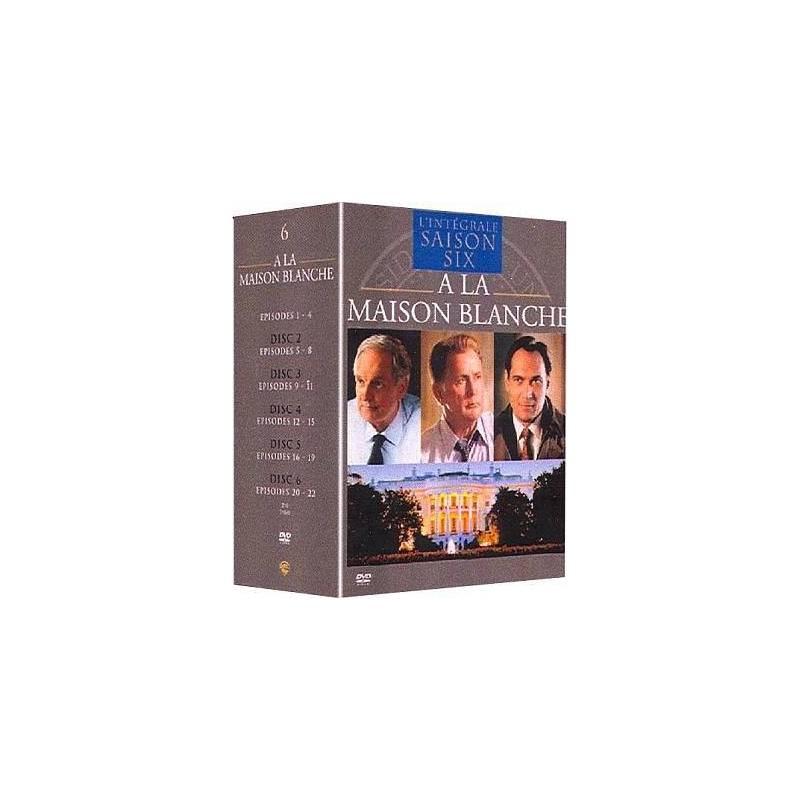 DVD - A la Maison Blanche : Saison 6 / 6 DVD