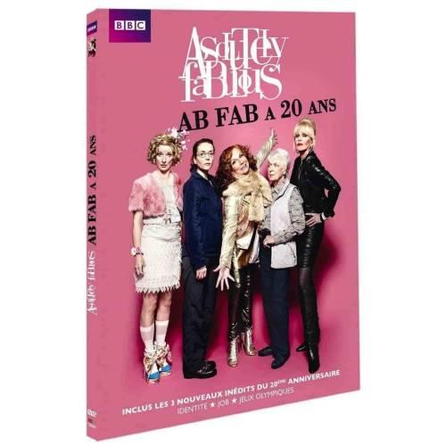 DVD - Absolutely fabulous : Spécial 20ème anniversaire