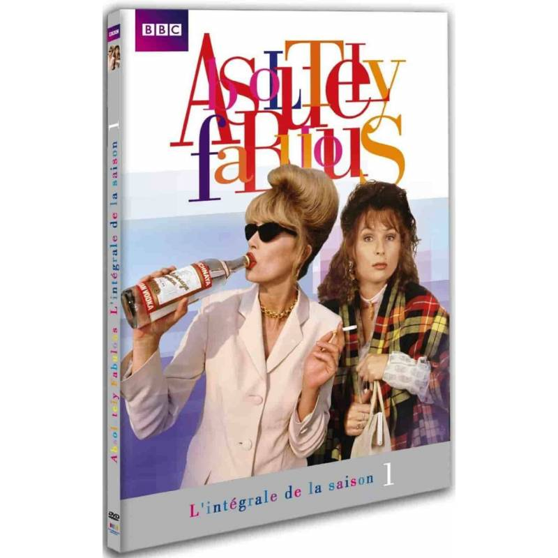 DVD - Absolutely fabulous : Saison 1 - Edition 2013