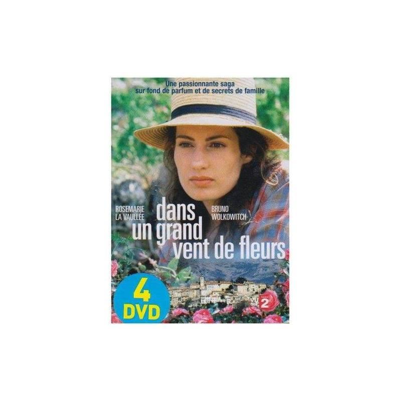 DVD - Dans un grand vent de fleurs / 4 DVD
