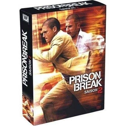 DVD - Prison break : Saison 2