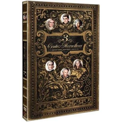 DVD - 3 Contes Merveilleux