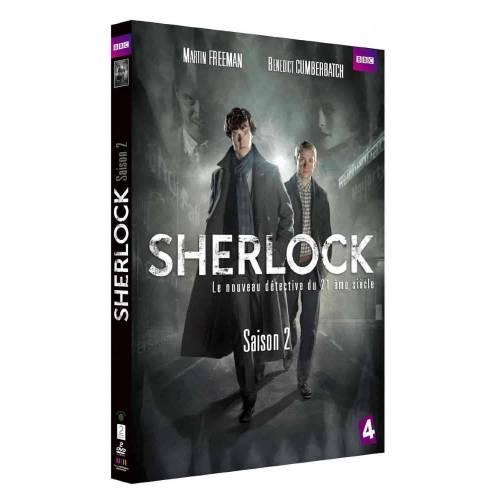 DVD - Sherlock : Saison 2