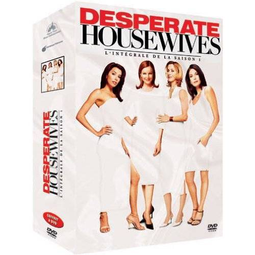DVD - Desperate housewives : Saison 1