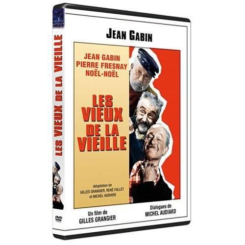 DVD - Les vieux de la vieille