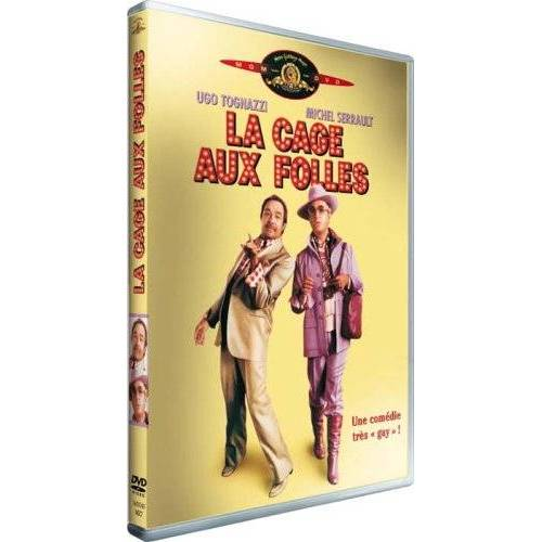 DVD - La cage aux folles