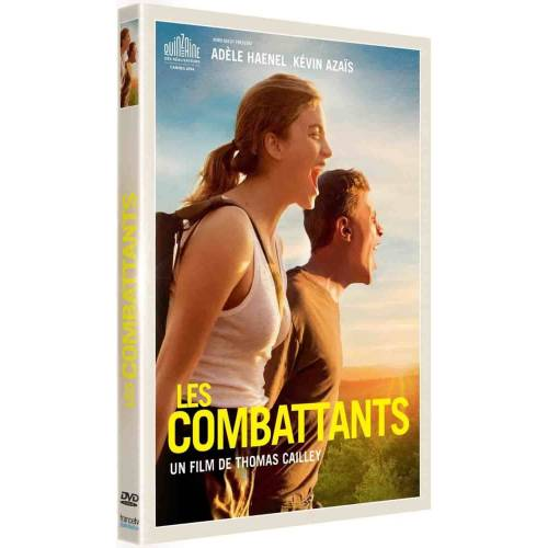 DVD - Les Combattants