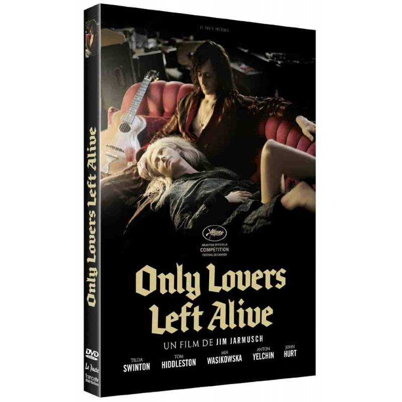DVD - Only lovers left alive