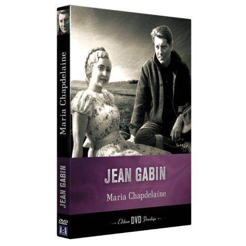 DVD - Maria Chapdelaine (1934)