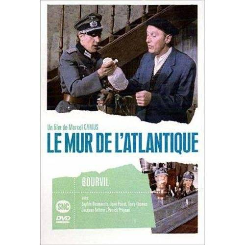 DVD - Le mur de l'Atlantique