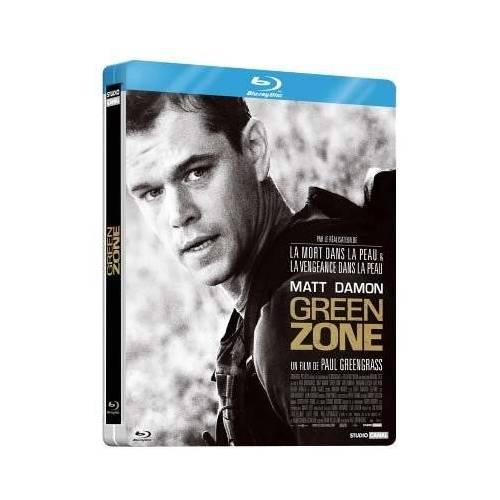 Blu-Ray - Green Zone [Édition boîtier SteelBook]