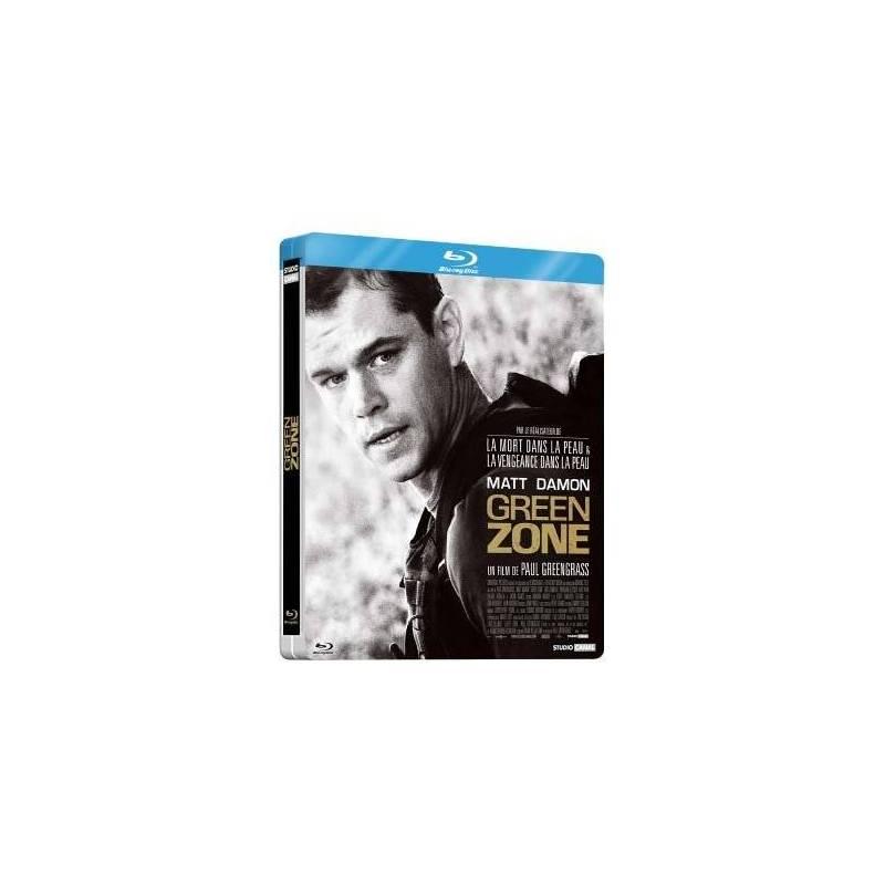 Blu-Ray - Green Zone [housing Edition SteelBook]
